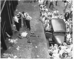 1929 Stock Market Crash Suicide